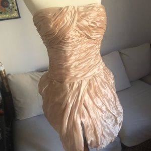 Ralph Lauren vintage dress new light pink size2